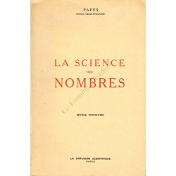 La Science des nombres....