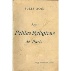 Les petites religions de Paris