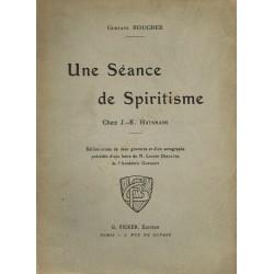 Une séance de spiritisme...