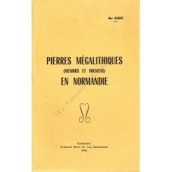 Pierres mégalithiques...
