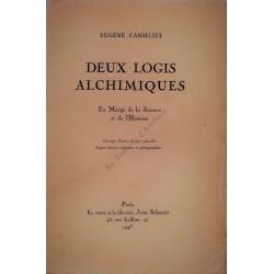 Deux logis alchimiques en...
