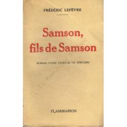 Samson - Fils de Samson -...