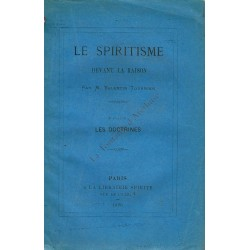 Le spiritisme devant la...