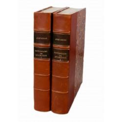 Dictionnaire des...