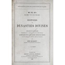 Histoire des dynasties...