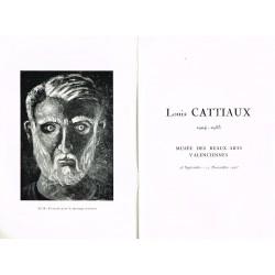 Louis Cattiaux, 1904 – 1953...