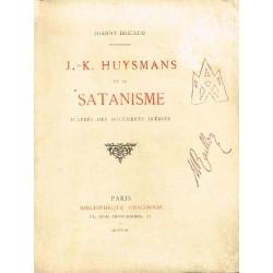J.- K. Huysmans et le...