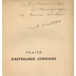 Traité d'astrologie judiciaire