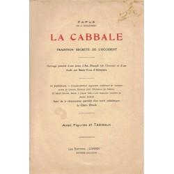 La Cabbale, tradition...