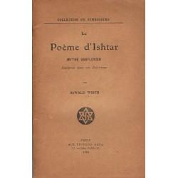 Le Poème d'Ishtar. Mythe...