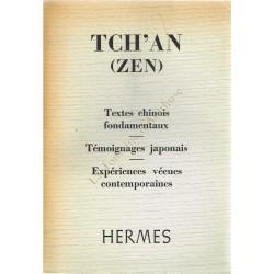 TCH'AN (Zen). Textes...