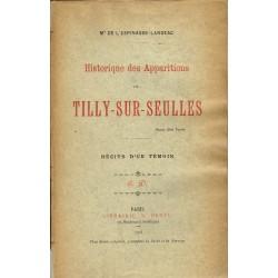 Historique des Apparitions...