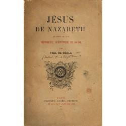 Jésus de Nazareth, au point...