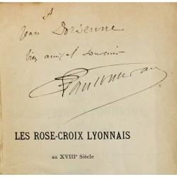 Les Rose-Croix lyonnais au...
