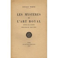 Les mystères de l'art royal...