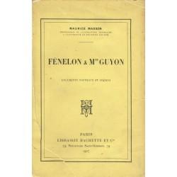Fénelon et Mme Guyon....
