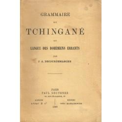Grammaire du Tchingané ou...