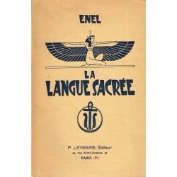 La langue sacrée
