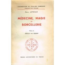 Médecine, magie et sorcellerie