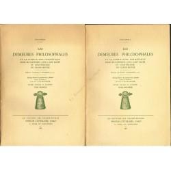 Les Demeures Philosophales...
