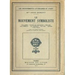Le mouvement symboliste....