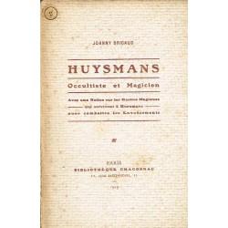 Huysmans occultiste et...