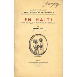 En Haïti. Notes de voyage...