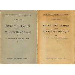Franz von Baader et le...