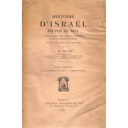 Histoire d'Israël, peuple...
