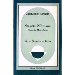Starets Silouane, moine du...