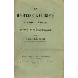 La médecine naturiste à...