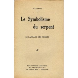 Le Symbolisme du serpent....