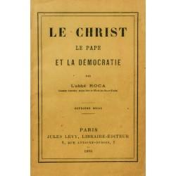 Le Christ, le Pape et la...