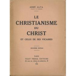 Le christianisme du Christ...