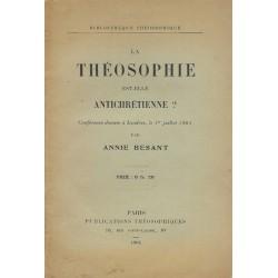 La Théosophie est-elle...