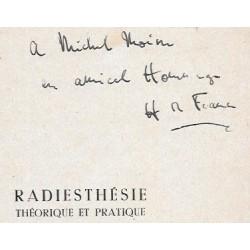 Radiesthésie théorique et...