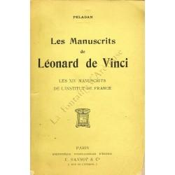 Les manuscrits de Léonard...