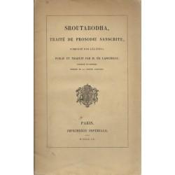 Sroutabodha - Traité de...
