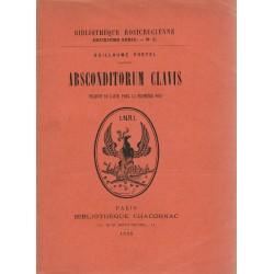 Absconditorum Clavis (ou...