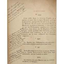 Précieux recueil de textes...