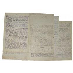 Manuscrit – De l'Origine...
