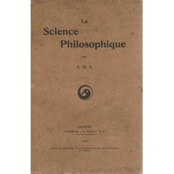 La science philosophique