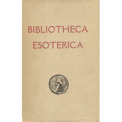 Bibliotheca Esoterica....