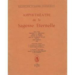 Amphithéâtre de la Sagesse...
