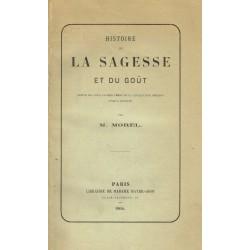 Histoire de la Sagesse et...