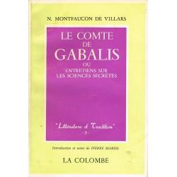 Le Comte de Gabalis ou...