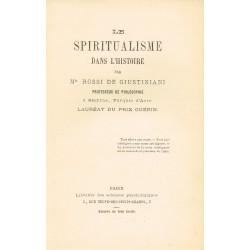 Le Spiritualisme dans...