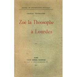 Zoé la Théosophe à Lourdes