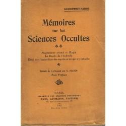 Mémoires sur les sciences...