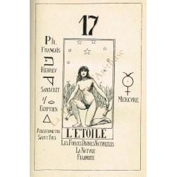 Le Tarot divinatoire, Clef...